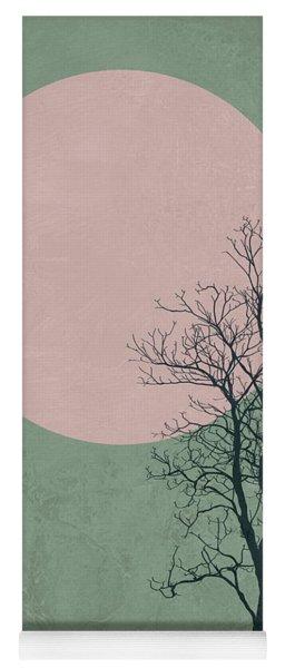 Lonely Tree II Yoga Mat
