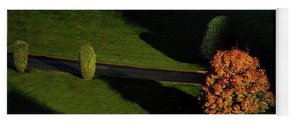 Lonely Tree Yoga Mat
