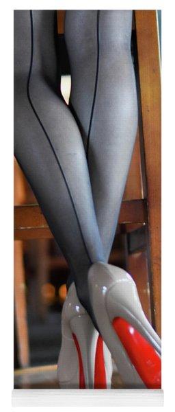 Louboutin Yoga Mat