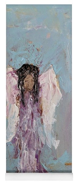 Lovely Angel  Yoga Mat