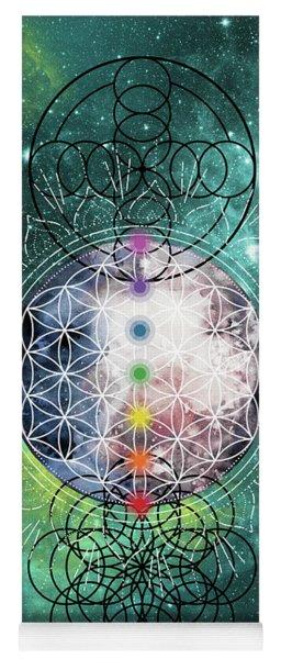 Lunar Mysteries Yoga Mat