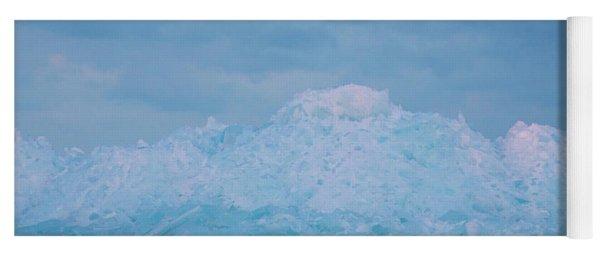 Mackinaw City Ice Formations 2161802 Yoga Mat