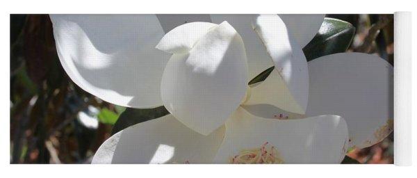 Magnificent Magnolia Yoga Mat