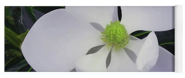 Magnolia Flower Photo F9718 Yoga Mat