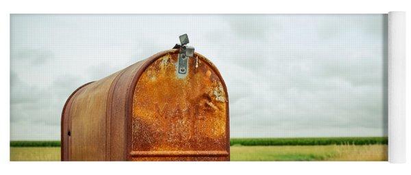 Mailbox  Yoga Mat