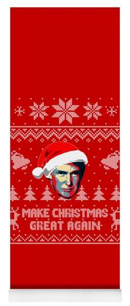 Make Christmas Great Again Yoga Mat