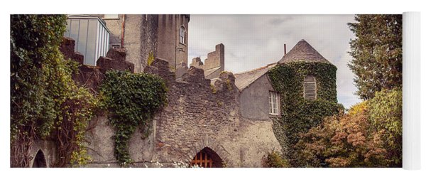 Malahide Castle By Autumn  Yoga Mat