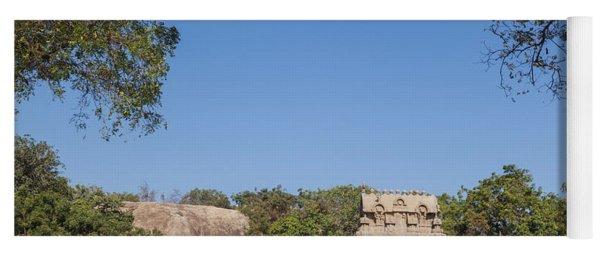 Mamallapuram, Ganesha Ratha Yoga Mat