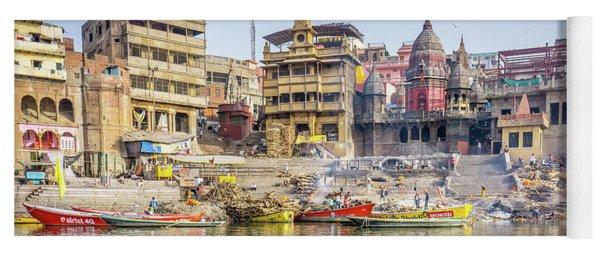 Manikarnika Varanasi Yoga Mat