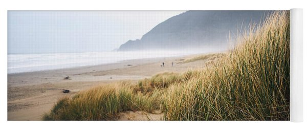 Manzanita Beach Yoga Mat