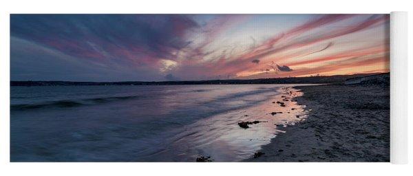 Marazion Sunset - Cornwall Yoga Mat