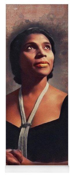 Marian Anderson, Music Legend Yoga Mat