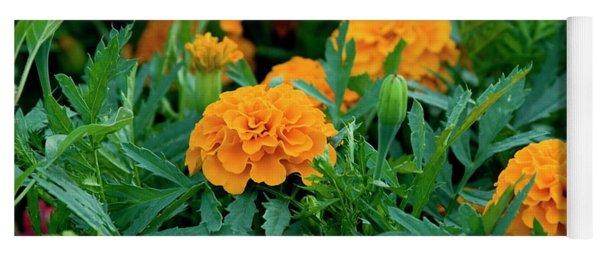Marigolds Yoga Mat