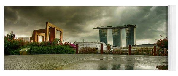 Marina Bay Sands Hotel Yoga Mat