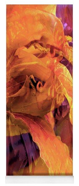 Marmalade Bloom Yoga Mat