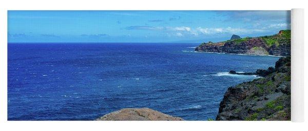 Maui Coast II Yoga Mat