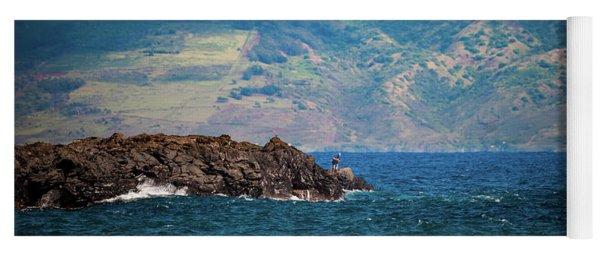 Maui Fisherman Yoga Mat