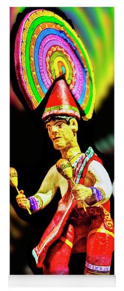 Mayan Dancer Yoga Mat