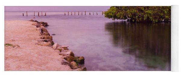 Mayan Sea Reflection 2 Yoga Mat