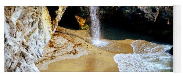 Mc Way Falls - Where Waters Meet Yoga Mat