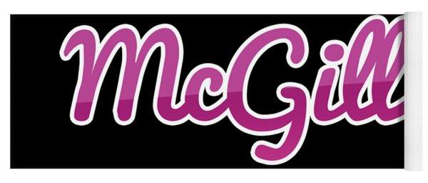 Mcgill #mcgill Yoga Mat