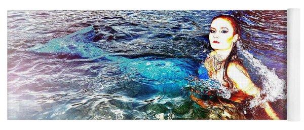 Mermaid Shores Yoga Mat