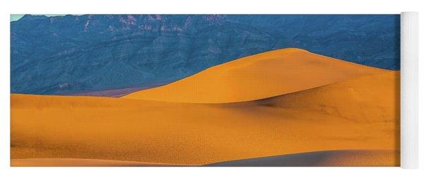 Mesquite Flats Sunsrise Yoga Mat