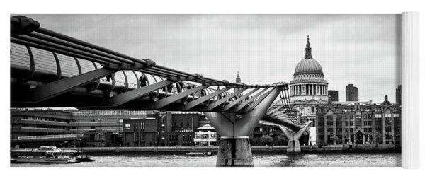 millennium Bridge 02 Yoga Mat