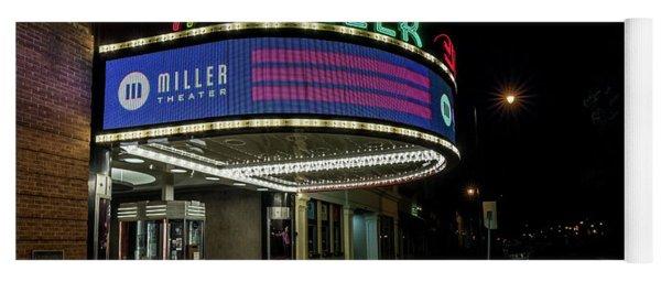 Miller Theater Augusta Ga 2 Yoga Mat