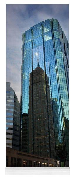 Minneapolis Skyline Photography Foshay Tower Yoga Mat