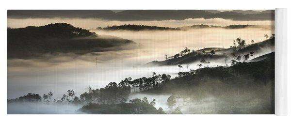 Mist Yoga Mat