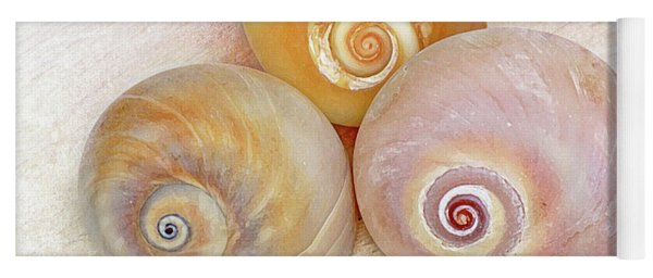 Moon Snail Trio Yoga Mat