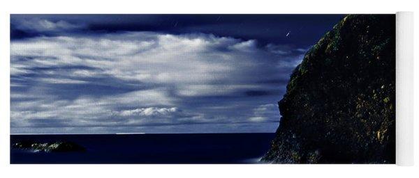 Moonlight At Argyle Yoga Mat