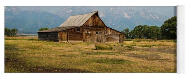 Mormon Barn Yoga Mat