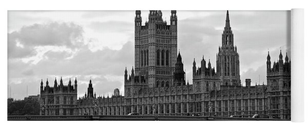 Morning At Westminster - Classic Edition Yoga Mat