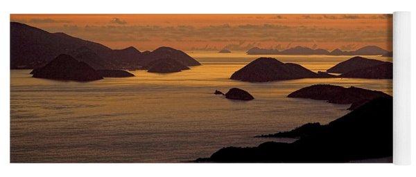 Morning Islands Yoga Mat