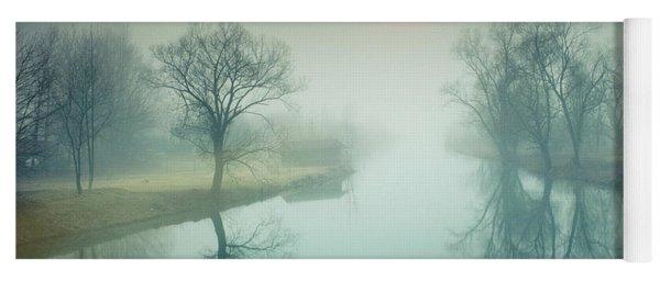 Morning Mist Yoga Mat