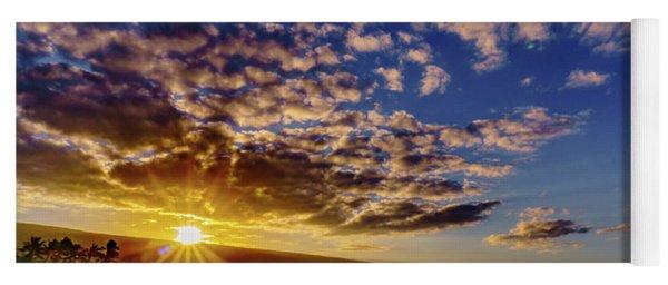 Morning Sunrise Yoga Mat
