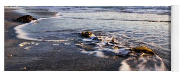 Morro Rock Ebb Tide Yoga Mat
