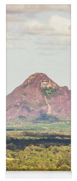 Mount Beerwah Yoga Mat