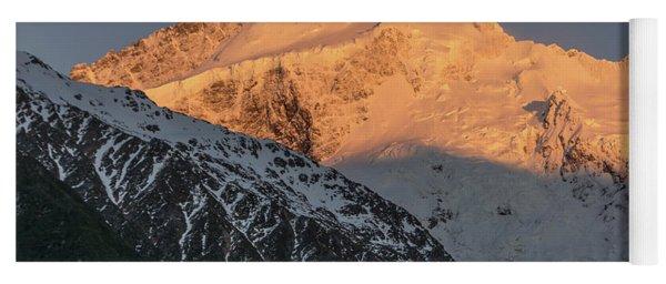 Mount Sefton Sunrise Yoga Mat