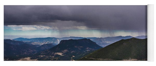 Mountain Rain Yoga Mat