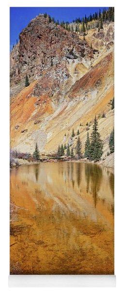Mountain Reflections Yoga Mat