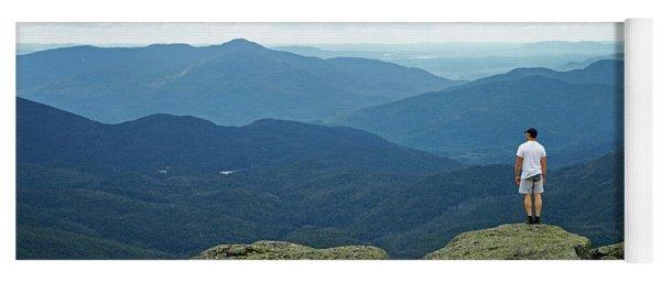 Mountain Top Yoga Mat