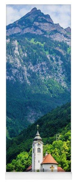 Mountainside Church Yoga Mat