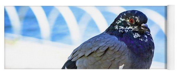 Mr. Pigeon Yoga Mat