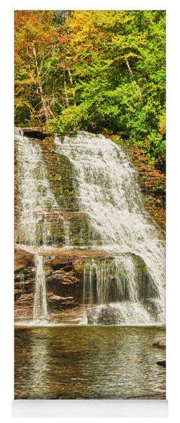 Muddy Creek Falls Yoga Mat
