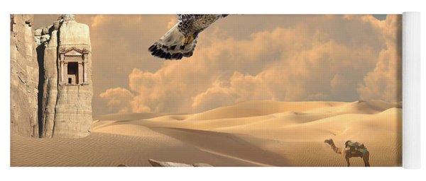 Mystica Of Desert Yoga Mat