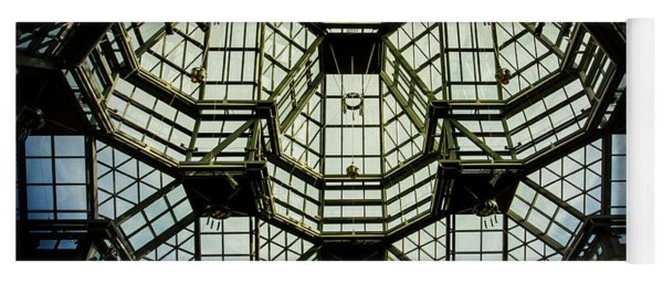 Glass Ceiling National Gallery Of Canada Yoga Mat