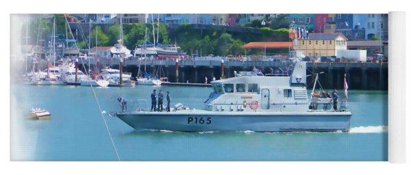 Naval Vessel Yoga Mat